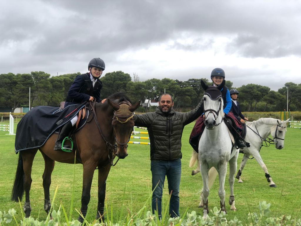 Escola de equitação Miguel Alves